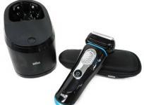 フィリップス Shaver series 9000 ウェット&ドライ電気シェーバー