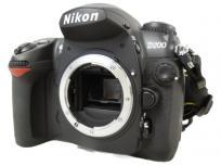 Nikon ニコン D200 カメラ デジタル 一眼レフ ボディ