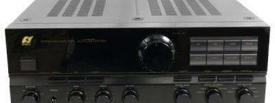サンスイ AU-α707 EXTRA インテグレーテッド アンプ
