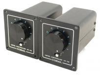 CORAL コーラル AT-70 レベルコントローラー ペア オーディオ機器