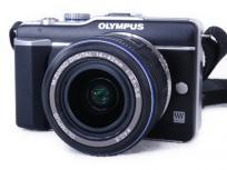 OLYMPUS ミラーレスカメラ E-PL1 M.ZUIKO DIGTAL 14-42mm 1:3.5-5.6 レンズキット