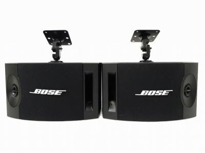 BOSE 201V スピーカーシステム 7インチ ブラック オーディオ