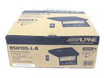ALPINE 10.1型 WSVGA リアビジョン RSH10S-L-B