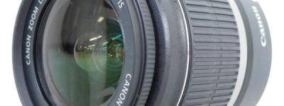 Canon キャノン EF-S 18-55mm f3.5-5.6 IS ズーム レンズ カメラ