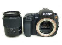 SONY α350 DSLR-A350 DT 18-70mm F3.5-5.6 レンズキット デジイチ カメラ