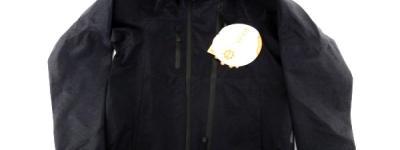 snow peak JK-15SU00101BK レイン ジャケット XS サイズ アウトドア ウェア 雨具 レインウエア アウター