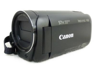 Canon デジタルビデオカメラ iVIS HF R82 光学32倍ズーム IVISHFR82 2017年製