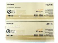 Roland NE-10 ローランド ノイズ イーター NE-10 2個 セット ドラム防振ペダル用