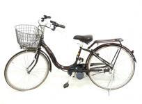 BRIDGESTONE ブリヂストン Assista Basic A6B16 電動自転車 26インチ カラメルブラウンの買取