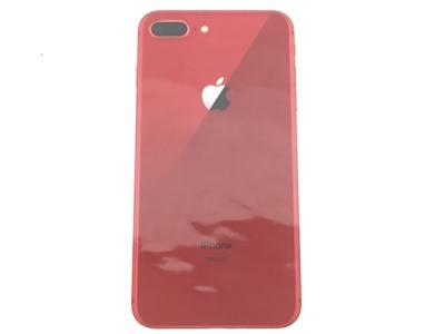 Apple iPhone 8 Plus MRTM2J/A 256GB A1898 MRTM2J/A SIMフリー レッド