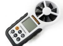 UMAREX AirflowTest Master 風速計 エアーフローテストマスター デジタル 環境測定器
