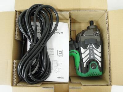 日立工機 電子ポリッシャ SP18VB 工具