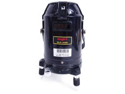マイト工業 MLS-449E 高輝度レーザー墨出し器 受光器付