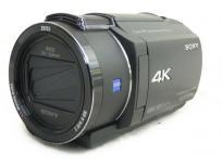 SONY ソニー ビデオカメラ ハンディカム FDR-AX40 4K ビデオ Handycam