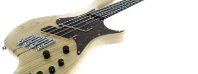 SAGO サゴ エレキベース ベース 4弦 ウッド 楽器 ギター