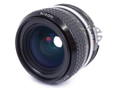 Nikon ニコン NIKKOR 28mm F2.8 単焦点 カメラ レンズ