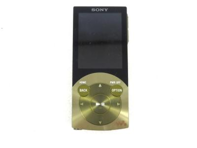 SONY NW-S745 ポータブルオーディオプレーヤー 16GB ウォークマン Sシリーズ