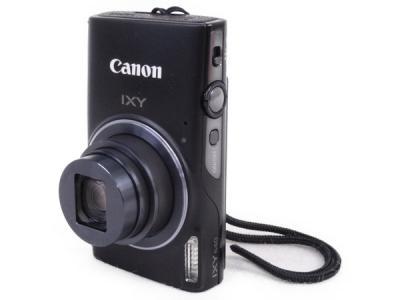Canon IXY 640 コンパクトデジタルカメラ ブラック コンデジ