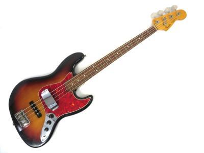 Fender フェンダー ELECTRIC JAZZ BASS TRADE MARK エレキ ベース JAPAN 日本 ソフトケース 付