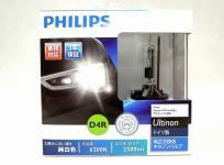 PHILIPS D4R 6200K 42406 GXJ 2300ルーメン 純正 HID用 交換バルブ フィリップス カー用品