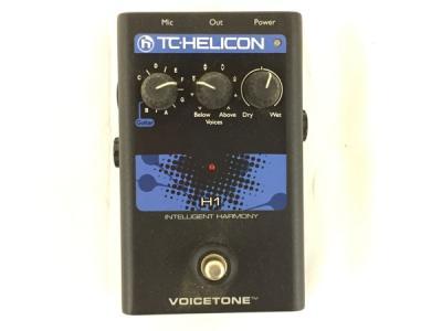 TC HELICON VOICETONE H1 ボーカル エフェクター ハーモニー