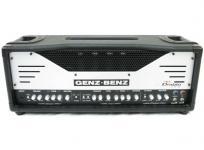 GENZ BENZ ゲンツベンツ diablo 100 ギターアンプ フットスイッチ付き ヘッドアンプ