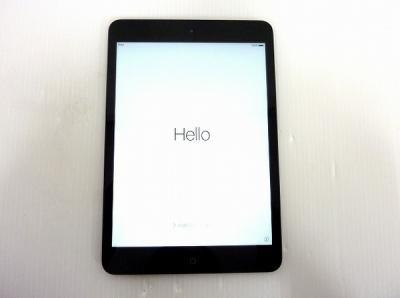 Apple iPad mini MD528J/A Wi-Fiモデル 16GB ブラック&スレート アップル タブレット