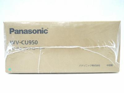 PANASONIC パナソニック WV-CU950 システムコントローラー ネットワークカメラ