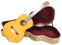 Jose Yacopi ホセ ヤコピ クラシックギター ハードケース付 1992年製 弦楽器 演奏 楽器 ギター