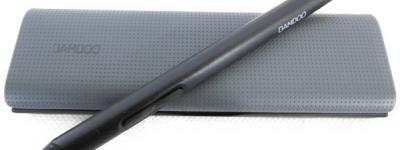 ワコム CS610PK 高精度スタイラスペン ブラック ケース付