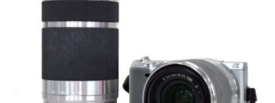 SONY ソニー NEX-5N ダブル レンズ セット デジタル ミラーレス 一眼 カメラ