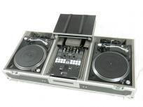 Pioneer DJM-S9 PLX-1000 DJ機材 ミキサー ターンテーブル2台 セット