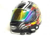 Arai RX-7X Mサイズ 57-58 ヘルメット ペドロサの買取