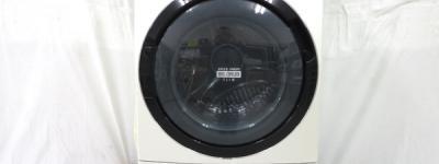 HITACHI 日立 ヒートサイクル 風アイロン ビッグドラム スリム BD-S7400L 洗濯機 ドラム式 9kg 左開き 家電