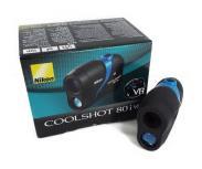 Nikon ニコン COOLSHOT 80i VR LCS80IVR ゴルフ用 レーザー 距離計