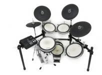 YAMAHA ヤマハ DTX760K 電子 ドラム セット KP125変更