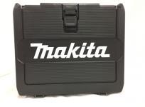 makita マキタ 充電式 インパクトドライバ TD161DRGXB