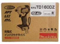 Makita マキタ TD160DZ 電動工具 14.4V 充電式 インパクト ドライバー 本体のみ