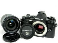 OLYMPUS オリンパス OM-DE-M5 Mark2 14-150mm レンズキット ブラック ミラーレス 一眼