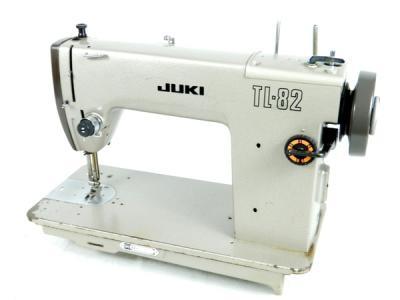 JUKI ジューキ TL-82 足踏みミシン 業務用