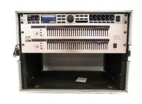 CLASSIC PRO クラシックプロ BEHRINGER ベリンガー DCX2496 ULTRA-DRIVE PRO ウルトラドライブプロ CEQ231FL グラフィックイコライザー チャンネルディバイザー セット 音響機材 器材 オーディオ機器