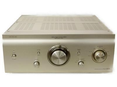 DENON デノン プリメインアンプ PMA-SA1 オーディオ ハイエンドモデル プレミアムシルバー 機器 アンプ 音響