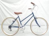 650-7S-L2016SM65 自転車 スタッガート ネイビー大型