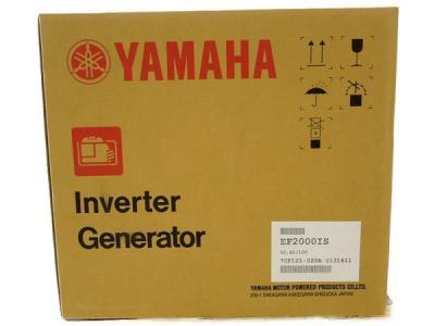 YAMAHA ヤマハ EF2000iS 2.0kw インバーター式 防音型 発電機