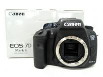 Canon キャノン EOS7D Mark2 デジカメ一眼レフカメラ レンズ