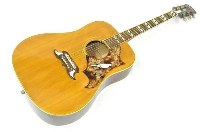 Gibson Dove 70年代 チューンOマチックサドル仕様 アコースティック ギター ケース付