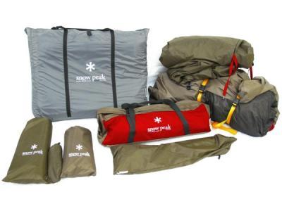 snow peak スノーピーク ランドロック TP-671R グランドシート インナーマット テント キャンプ用品
