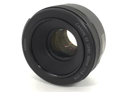 Canon キヤノン 交換レンズ EF 50mm F1.8 STM カメラ 単焦点 一眼レフ EF5018STM