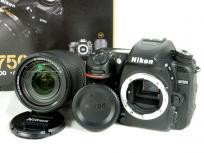 Nikon D7500 AF-S 18-140mm F3.5-5.6G ED DX VR デジタル一眼レフ カメラ レンズキット