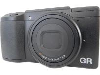 RICOH リコー GR II コンデジ ハイエンド コンパクト デジタル カメラ ブラック